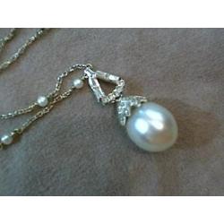 Pendentif Perle