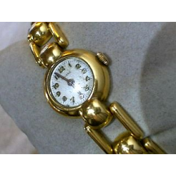 Montre Tank Or