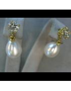 Boucles perles